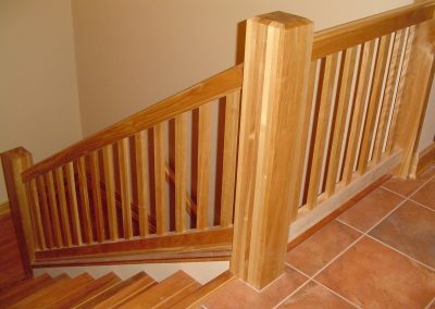 SW10) Birch Handrail